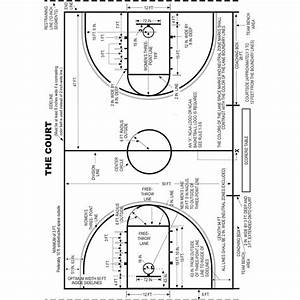 Best Photos of Youth Basketball Court Dimensions ...