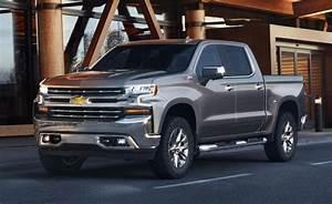 First Look: 2019 Chevrolet Silverado Full Lineup - NY