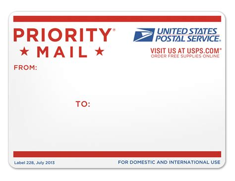 brand   packaging  usps priority mail