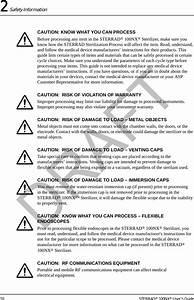 Advanced Sterilization 02532480 Rfid User Manual