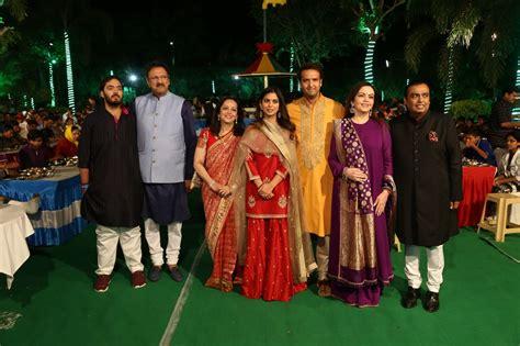 Isha Ambani-Anand Piramal wedding ceremonies start   News ...