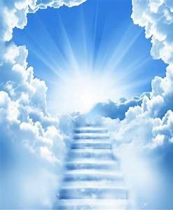 Images pour blogs et Facebook: Escaliers du ciel, escaliers vers ailleurs