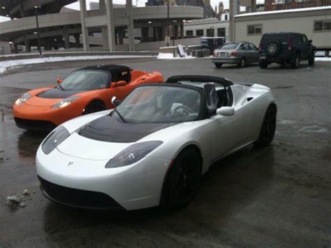 Exotic Cars Via Tesla Earthtechling