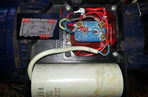 Correct Wiring Phase Electrical Motor