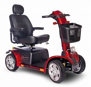 Pride Pursuit 4 Wheel Pmv Electric Mobility Scooter
