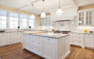 houzz kitchen island ideas white hybrid inset cabinetry traditional kitchen portland