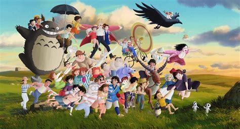 Miyazaki Spirited Away Wallpaper Studio Ghibli Characters By Ficklestix On Deviantart