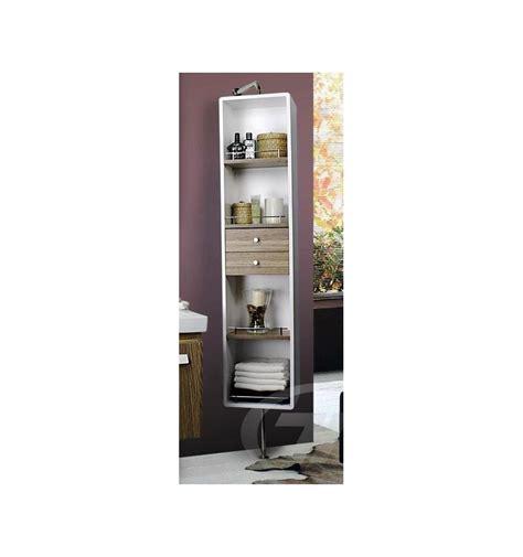 colonne rangement chambre colonne de rangement amovible meuble salle de bain une