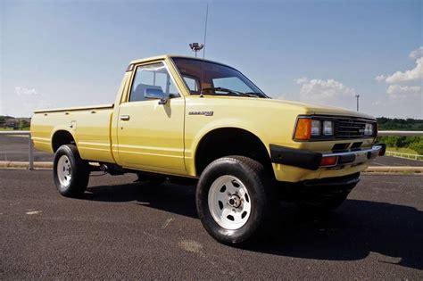 Datsun 720 4x4 by 1980 Datsun 720 Bed 4x4 Ebay