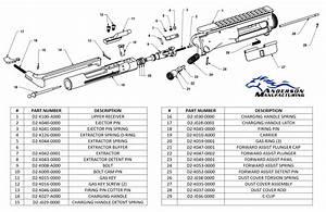 Diagram  Ar 15 Upper Assembly Diagram Full Version Hd