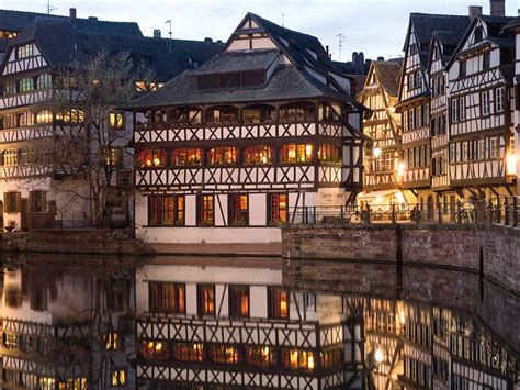 la maison des tanneurs map of strasbourg nations project