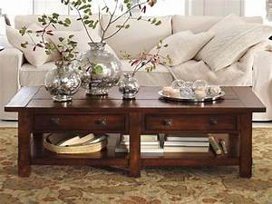 Wood Coffee Table Decor Ideas Coffee Table