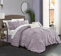 perfect modern duver cover Home Decor: Perfect Light Purple Duvet Cover & Bedroom ...