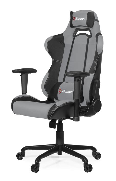 chaise de gamer torretta grey arozzi