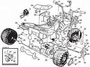Power Wheels 300hs Parts