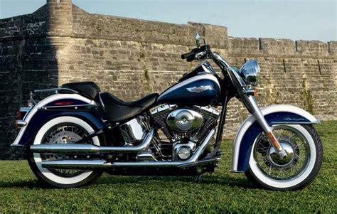 Harley Davidson Softail Deluxe On Pinterest