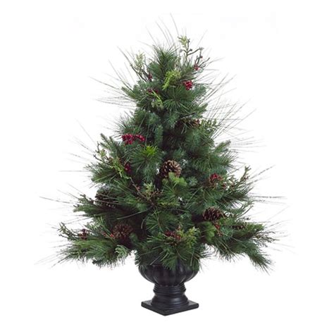 shop northlight allstate 3 ft pine artificial christmas