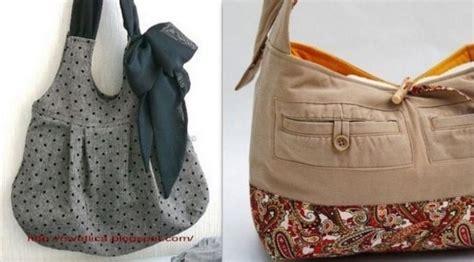 modèles de sacs en tissu à faire soi même comment fabriquer un sac a