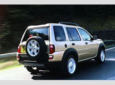 Land Rover Freelander Station Wagon Review 2003 2006