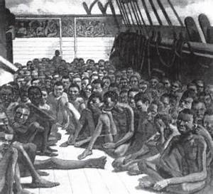 transatlantic slave trade ships Quotes