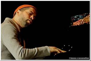 Pianist Jason Moran Performing At Nova Jazz Cava Terrassa