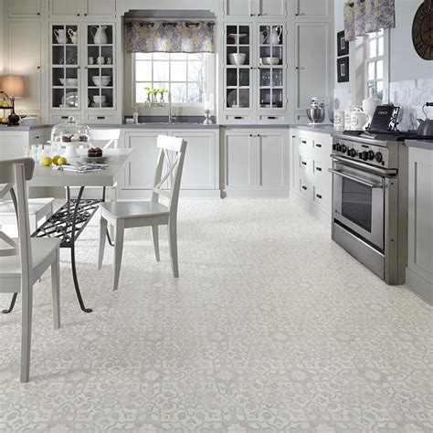 Finally, here is the ultimate guide to kitchen floor tile | hunker. Flooring for a 1970s kitchen or living area: Moroccan ...