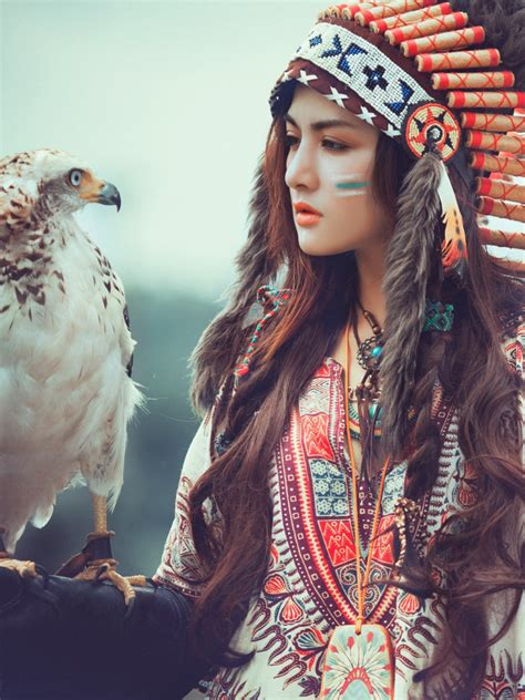womennative american  wallpaper id