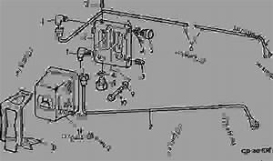 Fuel Filter  14  - Tractor John Deere 2140