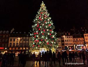 Christmas Tree Lights Blinking How To Stop Discover The Strasbourg Christmas Market Capital De Noël