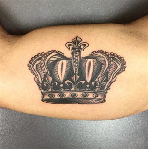 beautiful crown tattoos onpoint tattoos