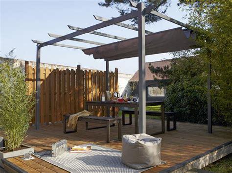 un tamis cuisine terrasse couverte 12 solutions légères pour se mettre à