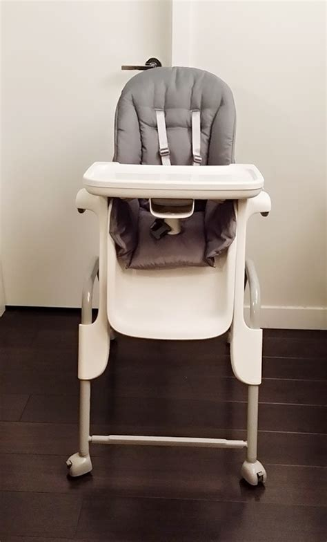 oxo seedling high chair oxo tot seedling high chair go new
