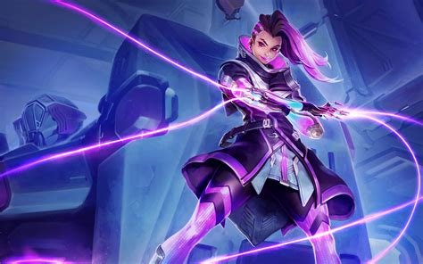 Cool Assassins Creed Wallpapers Overwatch Sombra Image Gaming Hd Wallpaper
