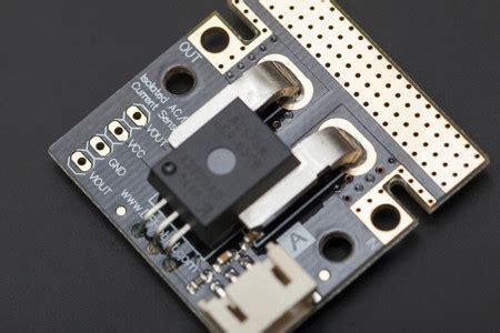 Gravity Analog Current Sensor Circuit Help