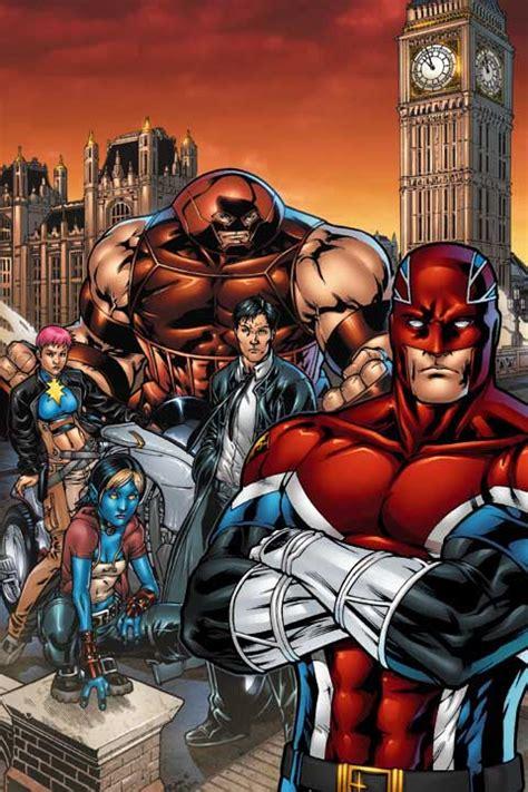 excalibur earth  marvel comics