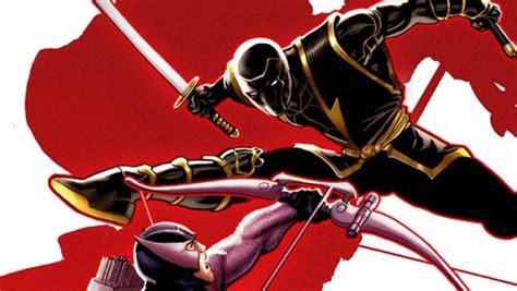 Avengers Hawkeye Turning Into Ronin