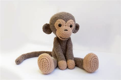 pattern monkey amigurumi monkey pattern crochet