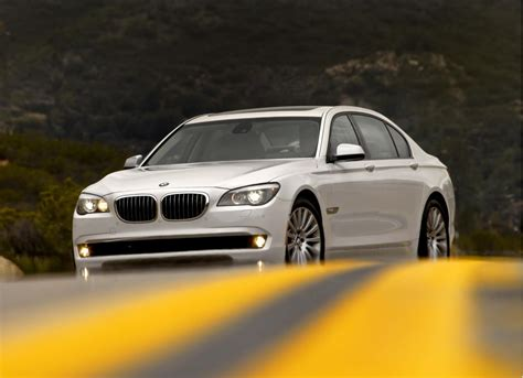 2011 Bmw 7series Picturesphotos Gallery  Green Car Reports