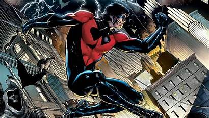 Nightwing Wallpapers Dc Dick Robin Grayson 52