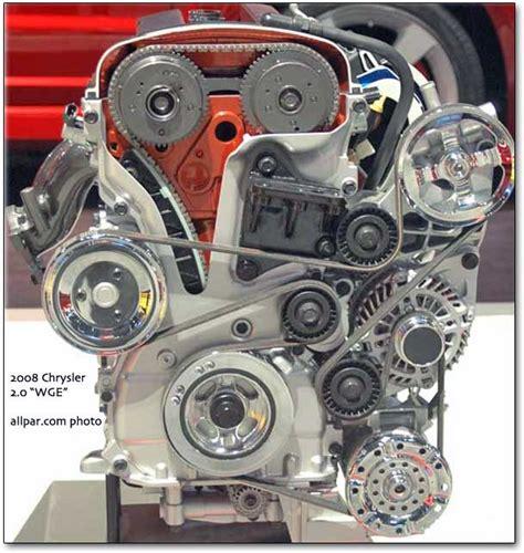 chrysler world engine