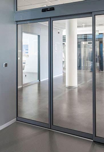 Sliding Entrance Doors by Kone Automatic Sliding Doors