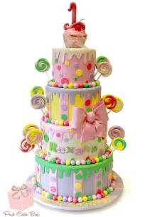 Cakes Decorated With Lollies by Party Food Ideas Party Ideas