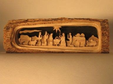 christmas nativity scroll  patterns woodworking projects plans