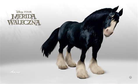 brave disney merida horse hd fanpop pixar horses birthday background caballo club personajes guardado desde