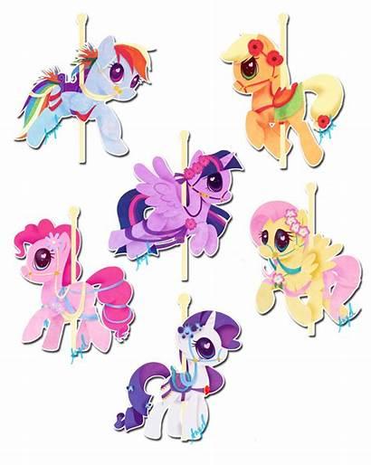 Pony Carousel Magic Fanpop Friendship Ponies Mlp
