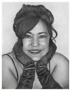 Realistic Portrait Pencil Drawing