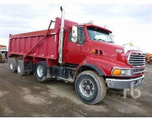 2000 Sterling Dump Truck For Sale