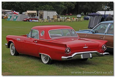 57 Thunder Bird by Simon Cars Fordusa Thunderbird 1955 57
