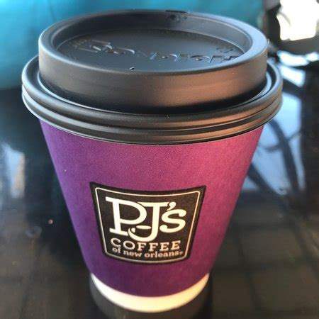 Pj's has over twenty different coffees and offers three freshly brewed choices a day. PJ's Coffee & Tea Co., New Orleans - 644 Camp St, Warehouse/Central Business District - Menu ...