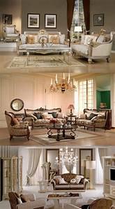 Elegant, Living, Room, Design, Ideas
